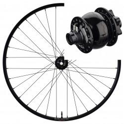 JPRACING1 FAT+ Wheelset / DT350