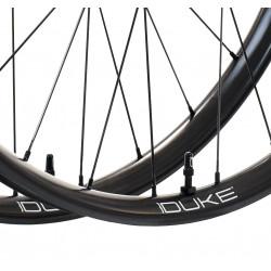 DUKE Wheelset Baccara 25T / Novatec