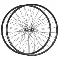DUKE Wheelset Baccara 25C / Hope Pro RS4