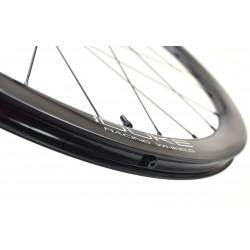 Paire de roues DUKE Baccara 3k 35T / DT350