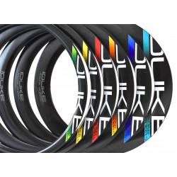Paire de roues DUKE Baccara 35T / Acros nineteen RD