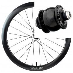 DUKE Wheelset Baccara 35C / Hope Pro RS4