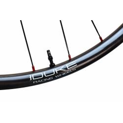 Paire de roues DUKE Baccara 35C / Novatec