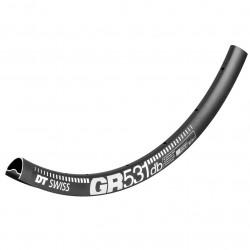 DUKE Wheelset Baccara 35C / DT350