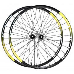 DUKE Wheelset Baccara 45T disc / Hope Pro RS4 SP