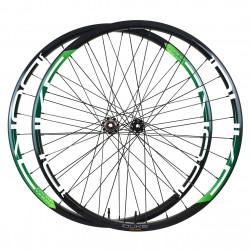 DUKE Wheelset Baccara 55T / Acros nineteen RD SP