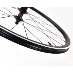 Paire de roues DUKE Baccara 55C / Hope Pro RS4