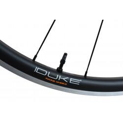 Paire de roues DUKE Baccara 55C / Tune