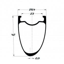 TUNE seal for freewheel body