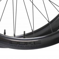 Paire de roues DUKE Baccara 35C Disc / Novatec