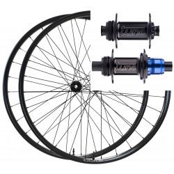 DUKE Wheelset Fury Jack 3k / Novatec