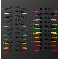 Rayon Sapim D-light TCS SP (Straight Pull) noir