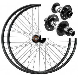 DUKE Wheelset Baccara 65T / Acros nineteen RD