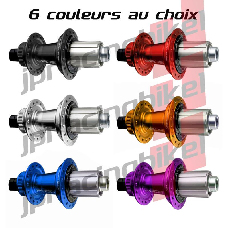 DUKE E-bike Wheelset Lucky Jack RF / Hope Pro4