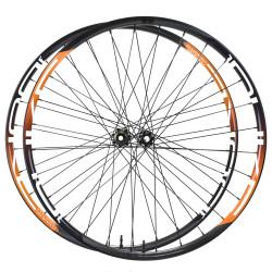 Rear disc road tubular wheel with DT240s CL SP hub